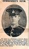 Heap Walter 1st World War Obituary