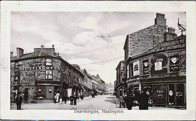Haslingden Deardengate 19110510