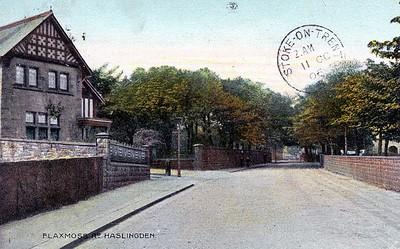 Haslingden Flaxmoss Road 19061010