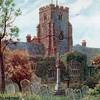 Folkstone Parish Church 19180414 from Arthur Heap