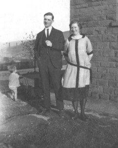 Rawtenstall 1 Barnes Avenue George and Alice Sagar