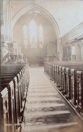 Rawtenstall St Mary's interior