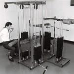 P&P Stephen George Gym c1985